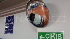 60 cm Bombeli Trafik Otopark Güvenlik Aynası