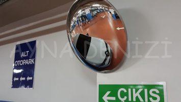 70 cm Bombeli Trafik Otopark Güvenlik Aynası