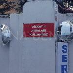 80 cm Bombeli Trafik Otopark Güvenlik Aynası-12