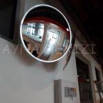 80 cm Bombeli Trafik Otopark Güvenlik Aynası-13