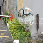 80 cm Bombeli Trafik Otopark Güvenlik Aynası-6