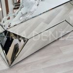 Diagonal Model Aynalı Orta Sehpa-12