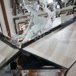 Diagonal Model Aynalı Orta Sehpa-9