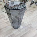 Rio Model Aynalı Yan Sehpa-1