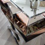 Rüzgar Model Aynalı Yan Sehpa-12