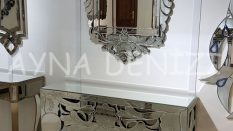 Venezian Alegra Model Aynalı Dresuar Takımı