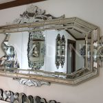 Boncuklu Vanessa Model Venedik Ayna-1