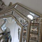 Boncuklu Vanessa Model Venedik Ayna-12