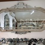 Boncuklu Vanessa Model Venedik Ayna-2