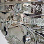 Boncuklu Vanessa Model Venedik Ayna-7