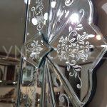 Boncuklu Vanessa Model Venedik Ayna-8