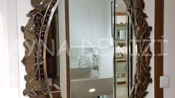Cecilia Model Venedik Ayna