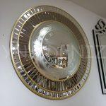Luxury Model Aynalı Duvar Saati-1