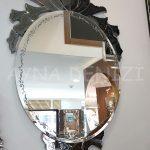 Silvia Model Venedik Ayna-1
