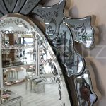 Silvia Model Venedik Ayna-7
