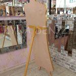 Bihter Model Altın Renk Ayaklı Boy Aynası-14