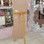 Bihter Model Altın Renk Ayaklı Boy Aynası-16