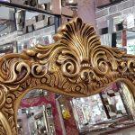 Bihter Model Altın Renk Ayaklı Boy Aynası-4