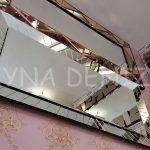 Linerose Model Modern Ayna-9