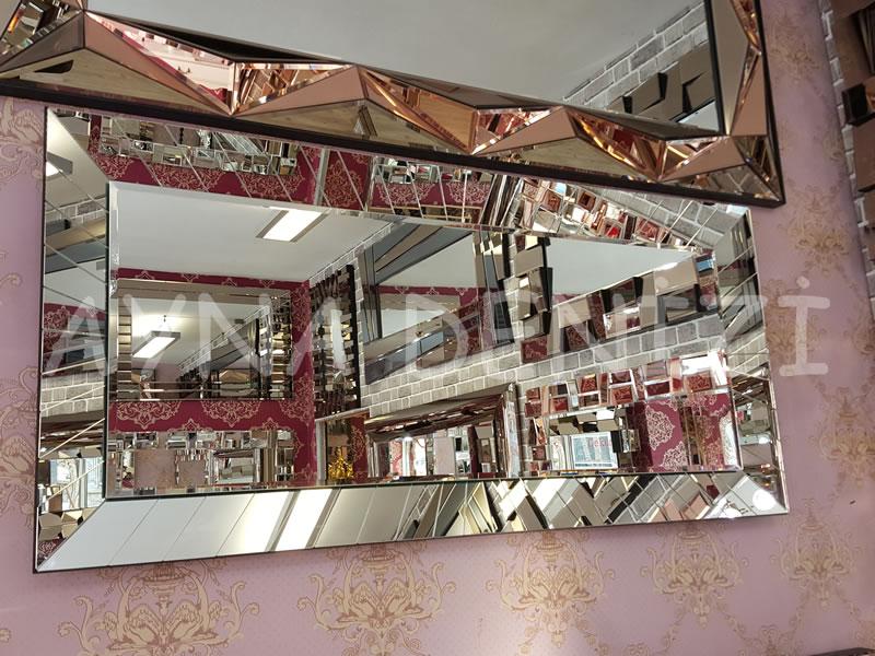 Linerose Model Modern Ayna