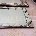 Triangel Model Modern Ayna-10