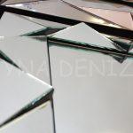 Triangel Model Modern Ayna-15