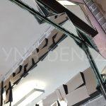 Triangel Model Modern Ayna-16