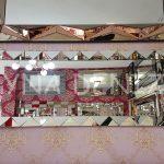Triangel Model Modern Ayna-3