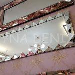 Triangel Model Modern Ayna-4