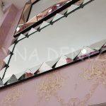 Triangel Model Modern Ayna-8
