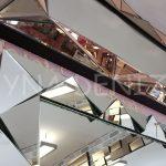 Triangel Model Modern Ayna-9