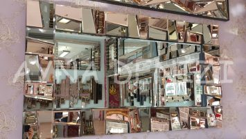 Pinkon Model Modern Ayna