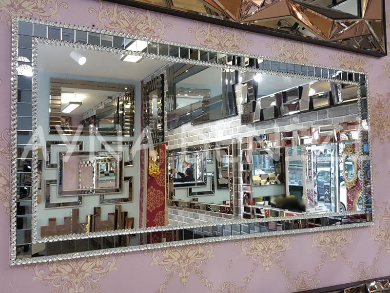 Stone Model Modern Ayna