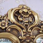 Klasik Model Altın Renk Boy Aynası-6