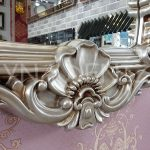 Klasik Model Gümüş Renk Boy Aynası-12