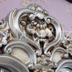Klasik Model Gümüş Renk Boy Aynası-6