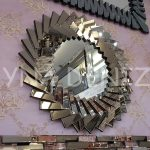 Makaron Model Modern Ayna-4