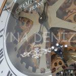 Cm 16214 G Model Aynalı Duvar Saati-13