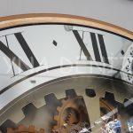 Cm 16214 G Model Aynalı Duvar Saati-19