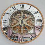 Cm 16214 G Model Aynalı Duvar Saati-2