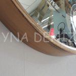Cm 16214 G Model Aynalı Duvar Saati-24
