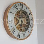 Cm 16214 G Model Aynalı Duvar Saati-9