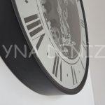 Cm 16214 Model Çarklı Aynalı Duvar Saati-20