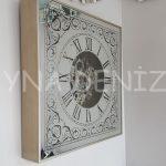 Cm 17310 Model Aynalı Duvar Saati-1