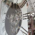Cm 17310 Model Aynalı Duvar Saati-11