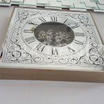 Cm 17310 Model Aynalı Duvar Saati-7