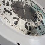 Tg 364 XL1 Ginza Model Aynalı Duvar Saati-10