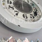 Tg 364 XL1 Ginza Model Aynalı Duvar Saati-11