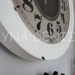 Tg 364 XL1 Ginza Model Aynalı Duvar Saati-17