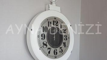 Tg 364 XL1 Ginza Model Aynalı Duvar Saati